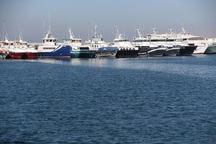 انجام سفرهای دریایی به کیش امروز چهارشنبه متوقف است