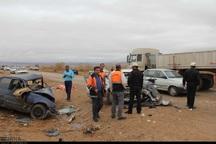 بیشتر تصادفات رانندگی در شرق اصفهان اتفاق افتاد