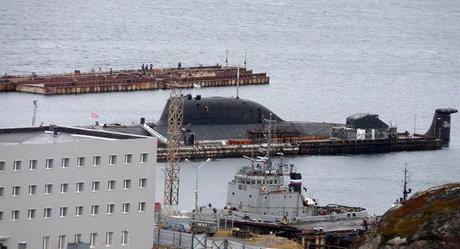 ورود زیردریایی هستهای آمریکا به آبهای کره جنوبی