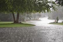 بارندگی و وزش باد در گیلان به تناوب ادامه دارد