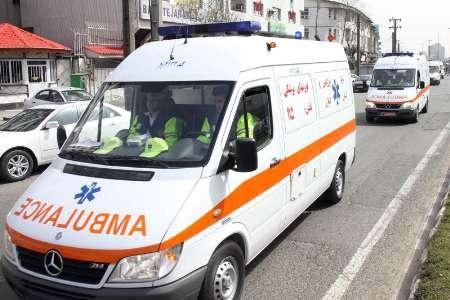 18 نفر در حادثه آتش سوزی مسجد جامع ساری مصدوم شدند