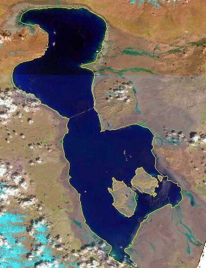 خبر خوب وزیر ارتباطات در مورد دریاچه ارومیه + عکس