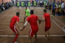 حضور چهار خوزستانی در رقابت های کبدی قهرمانی آسیا