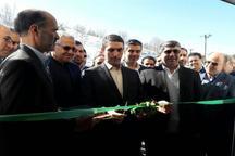 2 طرح آب و فاضلاب استان مرکزی به بهره برداری رسید