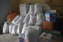 مردم بهاباد 800 میلیون ریال به سیل زدگان کشور کمک کردند