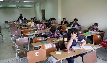 سئوالات امتحان نهائی دانش آموزان دبیرستانی لو نرفته است