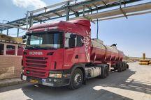 نخستین محموله آب ژاول از تبریز به عراق صادر شد