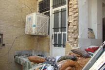 انفجار گاز در الوسجرد ساوه 5 نفر را روانه بیمارستان کرد
