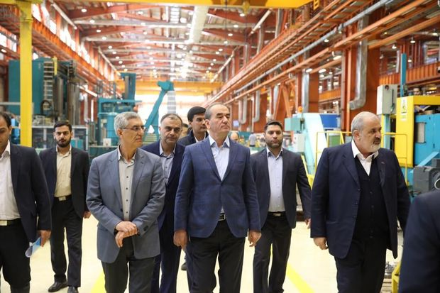 آماده  جذب مشارکت صنعت برق ایران هستیم