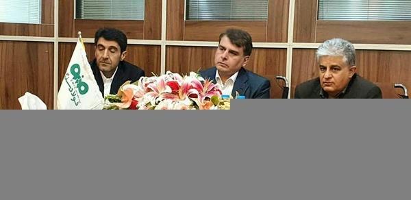 مدیر عامل جدید شرکت صنایع معدنی فولاد سنگان خواف معرفی شد