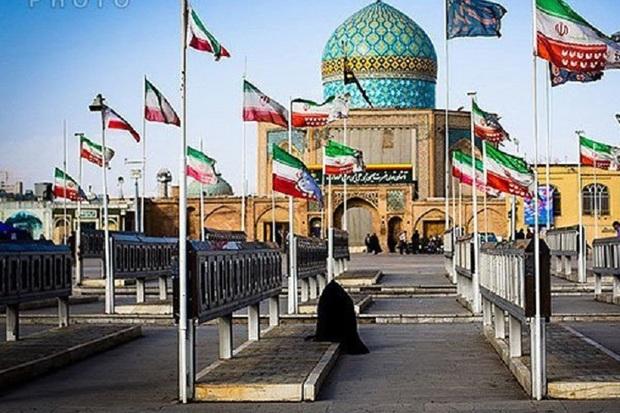 قزوین حال و هوای برگزاری کنگره شهدا را به خود گرفته است