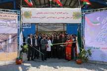 6 طرح زیست محیطی در شیراز افتتاح شد