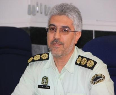 کشف 54 فقره سرقت در استان مرکزی  دستگیری 52 سارق