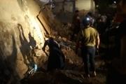 کارگر افغان در کنگان زیرآوار جان باخت