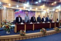نشست اقتصاد مقاومتی گلستان با حضور وزیر تعاون  برگزار شد
