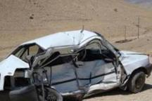 حوادث رانندگی در فارس 2 قربانی داشت