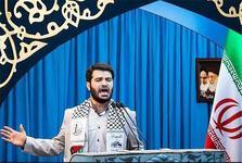 حمایت بیست و سی از توهین مداح مراسم عید فطر به رئیس جمهور