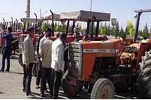 آغاز اجرای مرحله دوم طرح شماره گذاری ماشین های خودگردان کشاورزی