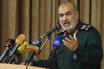 فرمانده کل سپاه: هیچ پهپادی از ایران ساقط نشده است مستندات بیاورند