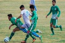 جدال مدعیان لیگ 2 فوتبال در شهرآورد غرب کشور