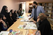 نشست مطالعاتی با موضوع هنر طراحی و نقاشی در مهریز برگزار شد