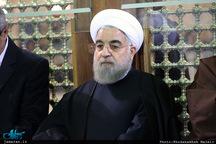 روحانی: دولت تا ساماندهی نهایی، رسیدگی مطلوب و کمک به جبران خسارتهای وارده در کنار مردم استان های سیل زده  خواهد بود