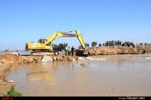 گزارش تصویری از مناطق متأثر از سیلِ روستای آلبوعفری و شهر رفیع در خوزستان