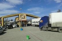 307 میلیون دلار کالای غیر نفتی از  گمرک آستارا صادر شد