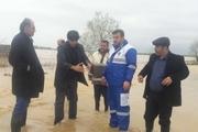 آخرین وضعیت وقوع سیل در مازندران