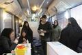 یک هزار نفراز شهروندان منطقه 19 از خدمات اتوبوس دیابت بهره مند شدند