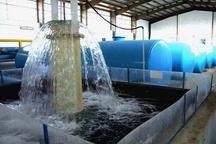 تولید ۱۰۰ میلیون مترمکعب آب در شهرهای استان کردستان