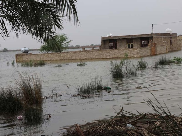 سیلاب به 3 روستای دیگر شعیبیه رسید