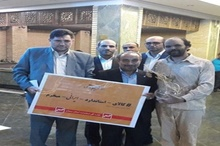 'استاندار سمنان به پویش کالای استاندارد ایرانی پیوست'