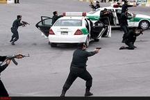 مامور نیروی انتظامی گچساران در درگیری با سارق مسلح به شهادت رسید
