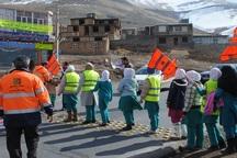 ایمن سازی مدارس حاشیه جاده خراسان شمالی 2.2 میلیارد ریال اعتبار دارد
