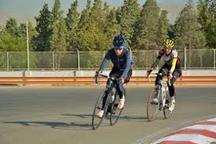 لیگ برتر دوچرخهسواری بانوان کشور درر اردبیل برگزار شد