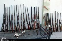 ادوات صید غیرمجاز در صومعه سرا کشف و ضبط شد