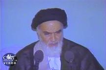 فیلمی دیده نشده از انتقاد صریح امام خمینی به مسلمانان