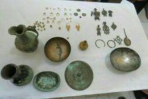 ۱۴۶ شی تاریخی امسال در گنبدکاووس کشف شد