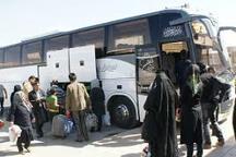 جابجایی بیش 989هزار  مسافر با ناوگانهای استان اردبیل در سال جاری