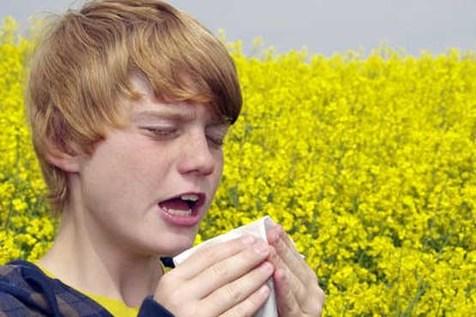 علائم بیماری آلرژی را بشناسید