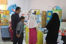 نمایشگاه جابربن حیان در بندرریگ گناوه برپا شد