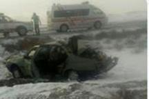 5 کشته و زخمی بر اثر تصادف در محور خرانق-یزد