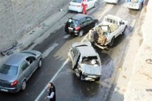 100 تن در حوادث رانندگی درون شهری یزد زخمی و سه نفر فوت کردند