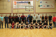 دیدار تیم های بسکتبال شهرداری گرگان و دانشگاه آزاد لغو شد