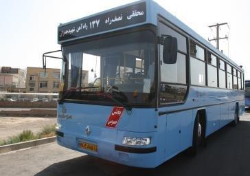 بازسازی 173 دستگاه اتوبوس ناوگان بخش خصوصی شرکت واحد
