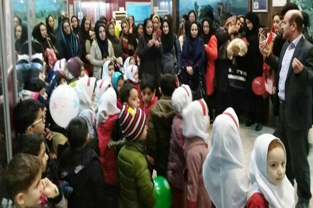 140 دانش آموز از موزه تنوع زیست محیطی محمدیه بازدید کردند