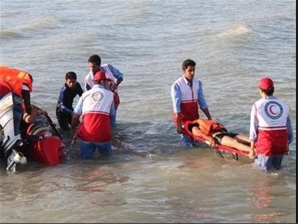 """غرق شدن 2 برادر در رودخانه """"درودفرامان""""  جسد برادر کوچکتر دقایقی قبل پیدا شد"""