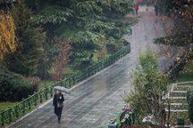 تداوم پیش بینی رگبار باران و تندباد موقتی برای استان تهران
