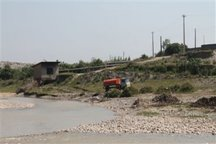 گله گذاری ، تنها اقدام مسئولان قائمشهر برای حل مشکل تخلیه فاضلاب در رودخانه تلار